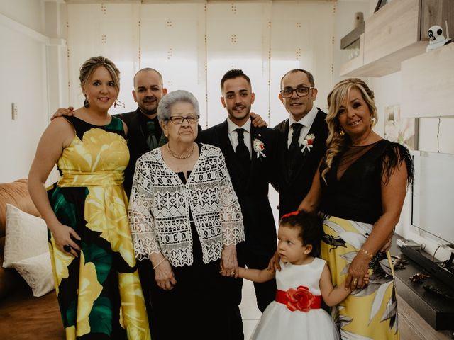 La boda de Sergio y Sara en Sant Vicenç Dels Horts, Barcelona 14