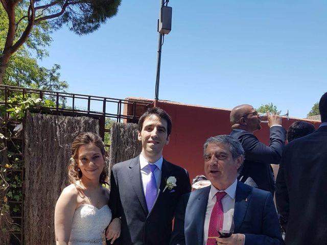 La boda de Chema y María en Madrid, Madrid 1