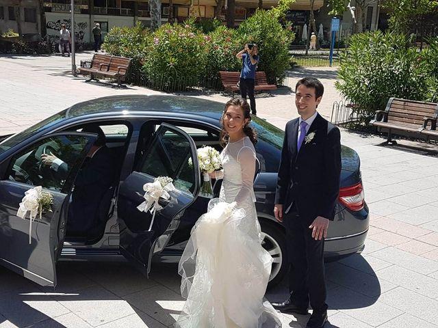 La boda de María y Chema