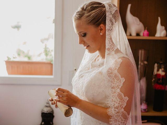 La boda de Sergio y Sara en Sant Vicenç Dels Horts, Barcelona 17