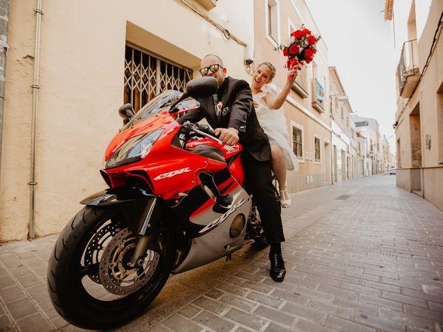 La boda de Sergio y Sara en Sant Vicenç Dels Horts, Barcelona 18