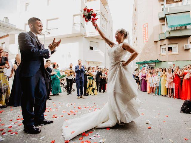 La boda de Sergio y Sara en Sant Vicenç Dels Horts, Barcelona 20