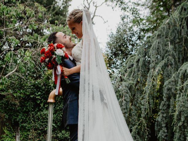 La boda de Sergio y Sara en Sant Vicenç Dels Horts, Barcelona 21