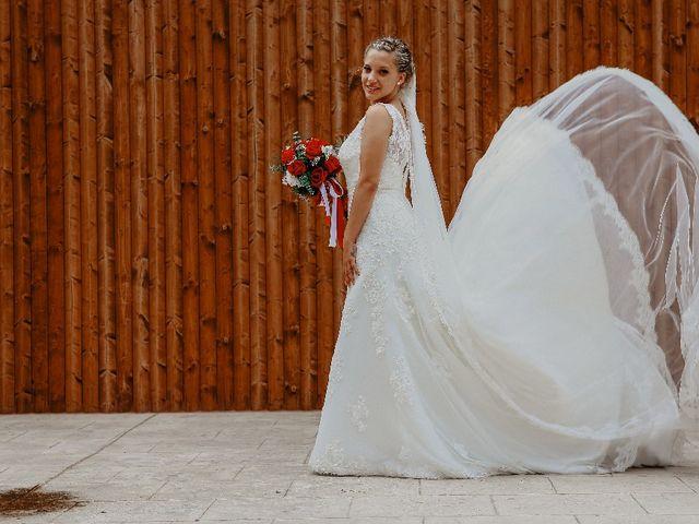 La boda de Sergio y Sara en Sant Vicenç Dels Horts, Barcelona 24