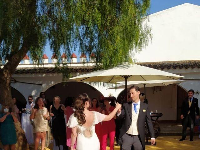 La boda de Inma y Rafa en Sevilla, Sevilla 1