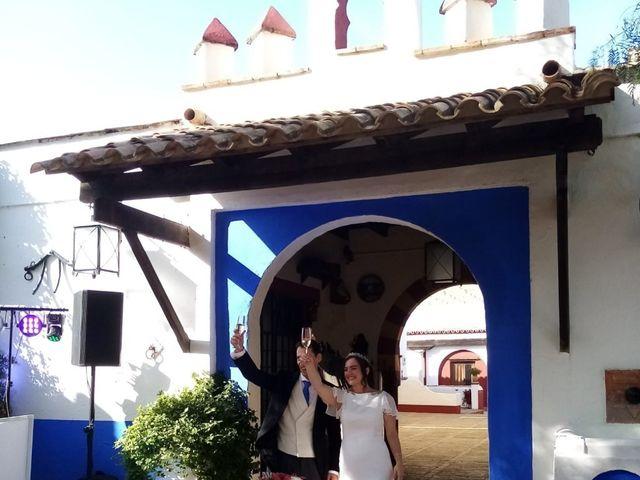 La boda de Inma y Rafa en Sevilla, Sevilla 2
