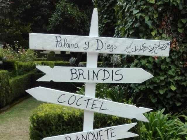 La boda de Diego  y Paloma  en A Coruña, A Coruña 6