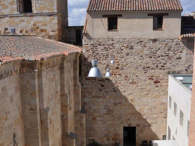 La boda de Álvar y Laura  en Zamora, Zamora 3