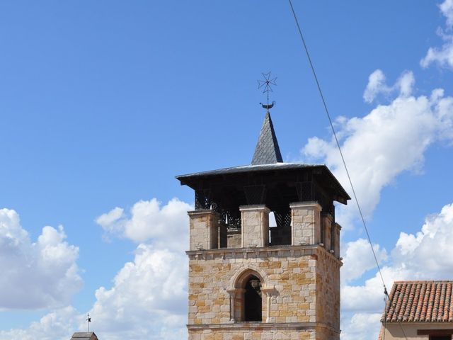La boda de Álvar y Laura  en Zamora, Zamora 4