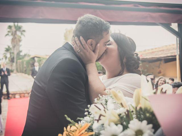 La boda de Alejandro y Teresa en Cartagena, Murcia 2