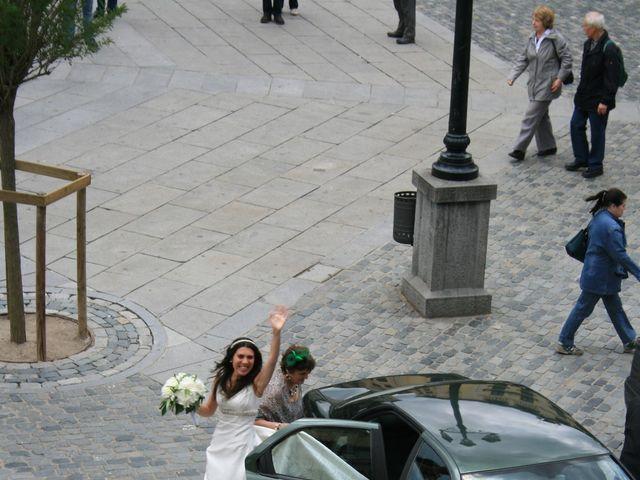 La boda de Esther y Andrés en Segovia, Segovia 35