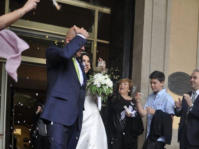 La boda de Esther y Andrés en Segovia, Segovia 16