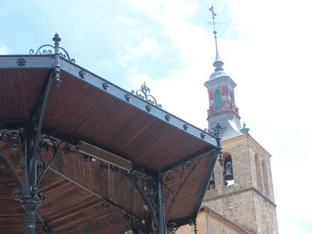 La boda de Esther y Andrés en Segovia, Segovia 5