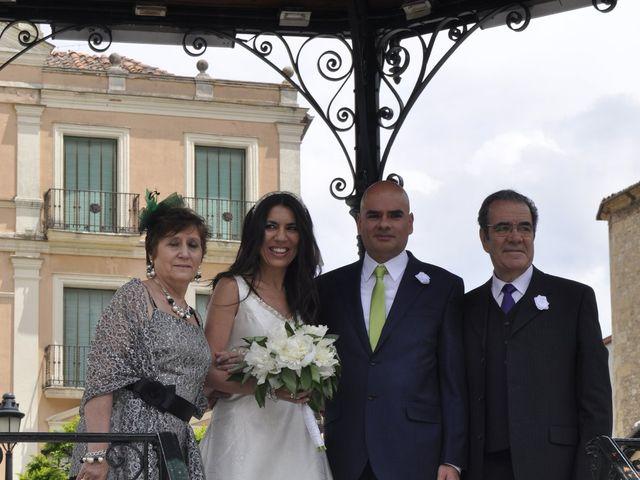 La boda de Esther y Andrés en Segovia, Segovia 8