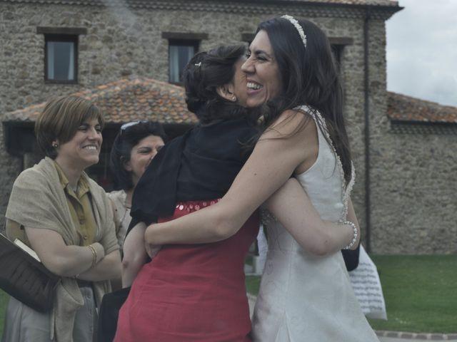 La boda de Esther y Andrés en Segovia, Segovia 15