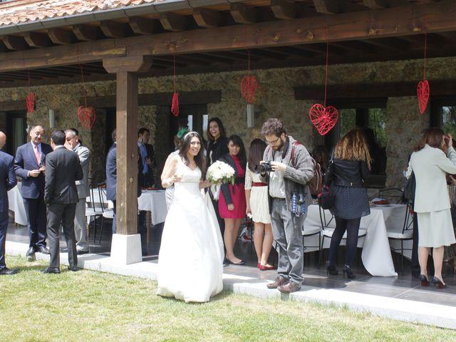 La boda de Esther y Andrés en Segovia, Segovia 26