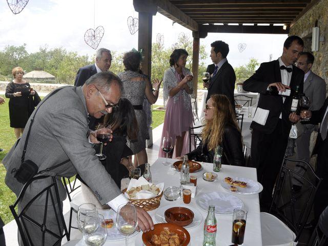 La boda de Esther y Andrés en Segovia, Segovia 27