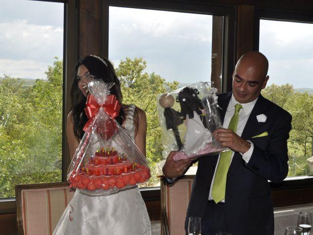 La boda de Esther y Andrés en Segovia, Segovia 41