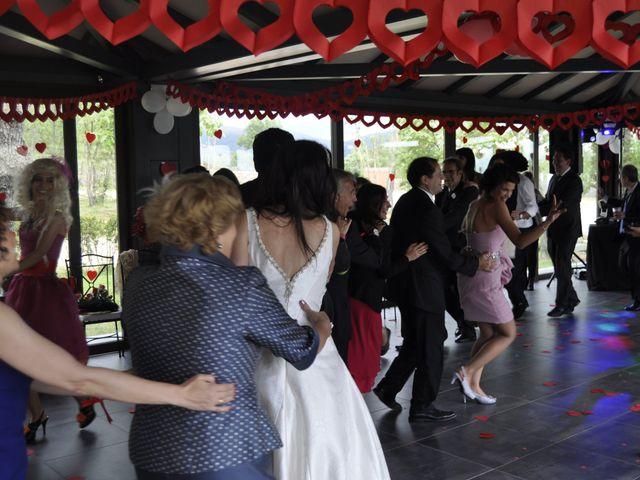 La boda de Esther y Andrés en Segovia, Segovia 32