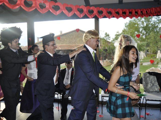 La boda de Esther y Andrés en Segovia, Segovia 48