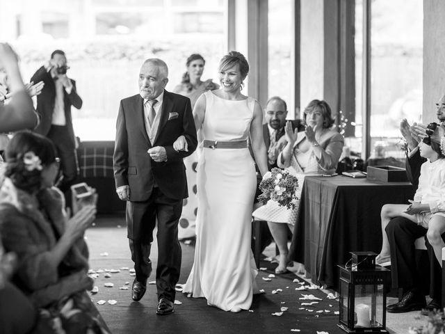 La boda de Miguel y Bibi en Molinaseca, León 17