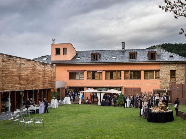 La boda de Miguel y Bibi en Molinaseca, León 24