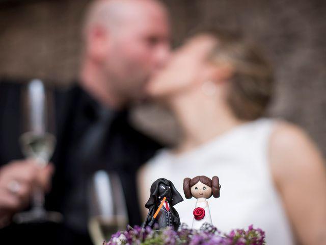 La boda de Miguel y Bibi en Molinaseca, León 30