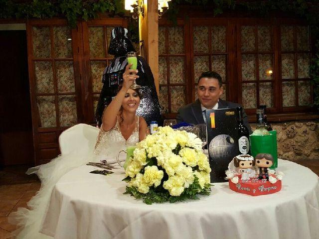 La boda de Vicente y Virginia en Aranda De Duero, Burgos 2