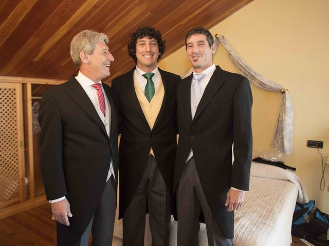 La boda de Naya y Fernando en Puerto De Vega, Asturias 5