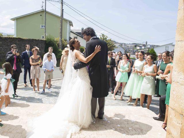 La boda de Naya y Fernando en Puerto De Vega, Asturias 18