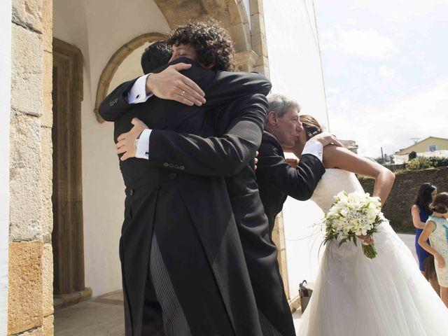 La boda de Naya y Fernando en Puerto De Vega, Asturias 19