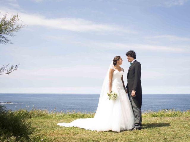 La boda de Naya y Fernando en Puerto De Vega, Asturias 20