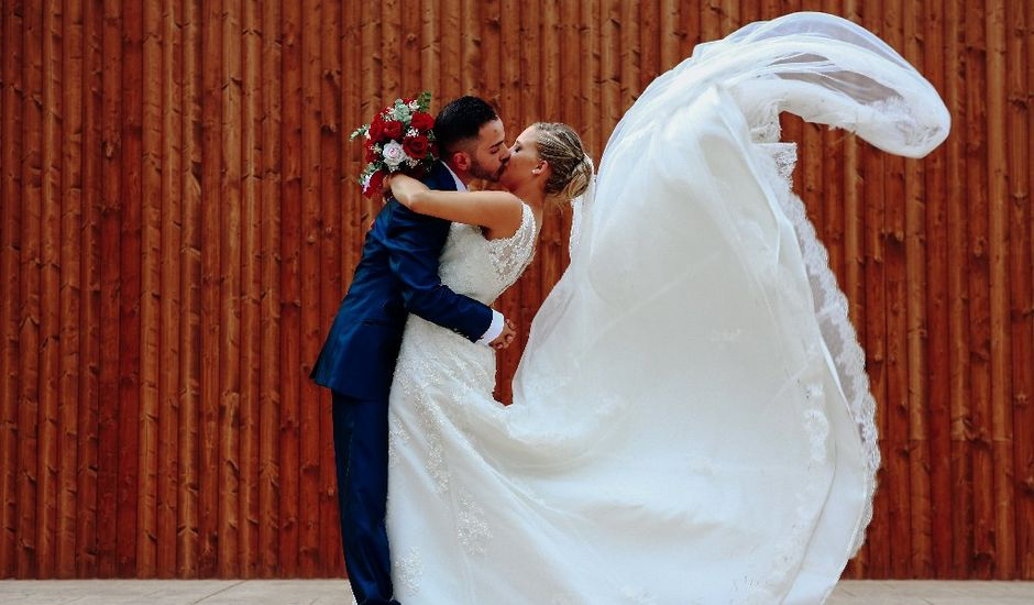 La boda de Sergio y Sara en Sant Vicenç Dels Horts, Barcelona