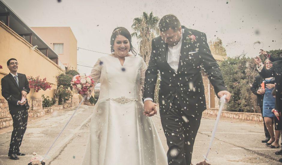 La boda de Alejandro y Teresa en Cartagena, Murcia
