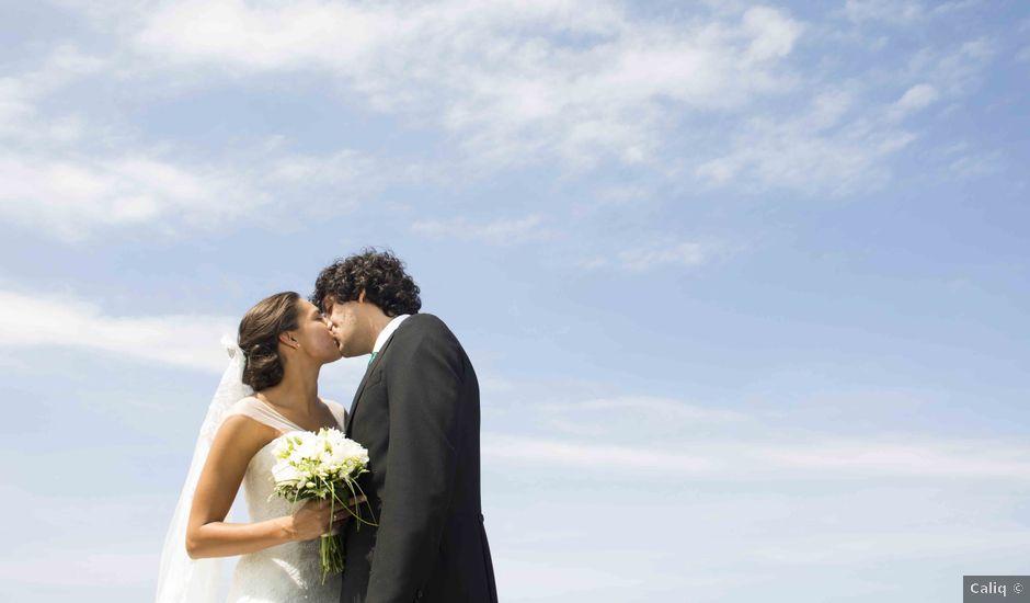 La boda de Naya y Fernando en Puerto De Vega, Asturias