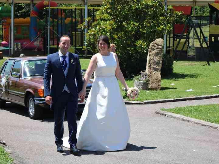 La boda de Bea y Santi