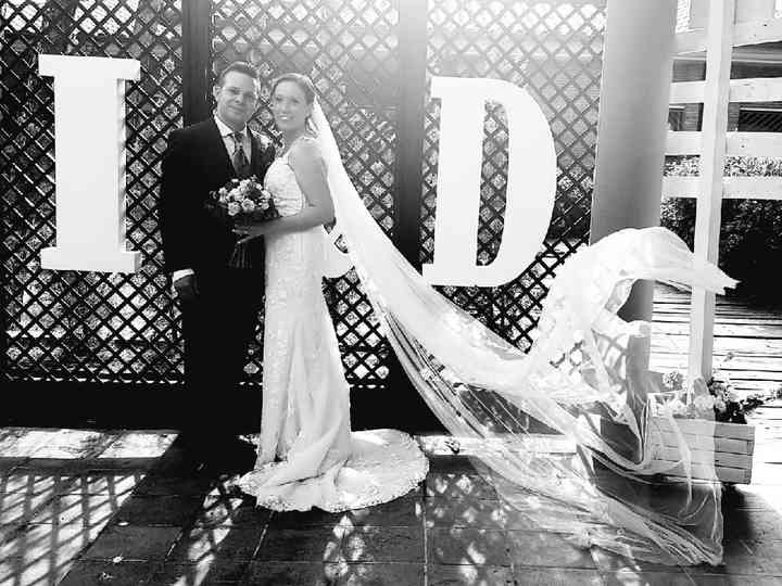 La boda de Desi y Ignacio