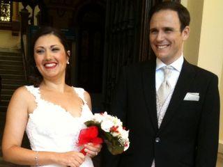 La boda de Ángel y Paula
