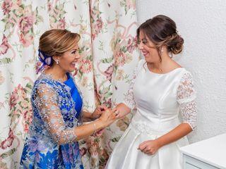 La boda de Deborah y Antonio 1