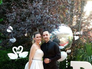 La boda de Raúl y Samantha