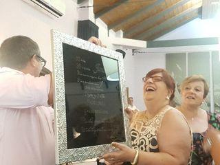 La boda de Rocio y Israel 3