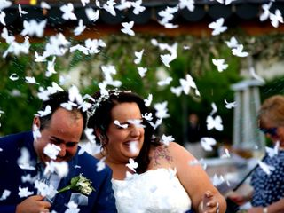 La boda de Rocio y Israel
