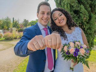 La boda de Joana y Javier