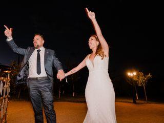 La boda de Desiree y Rodrigo 1