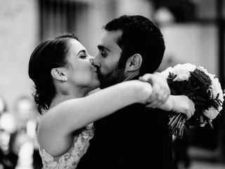 La boda de Joana y Paco