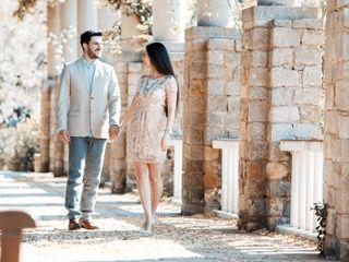 La boda de Daniel y Vanessa 1