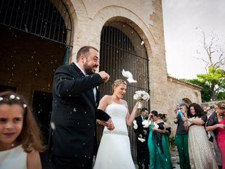 La boda de Ana y Xisco