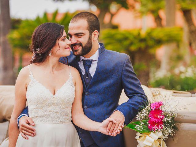 La boda de Mar y Juanpe