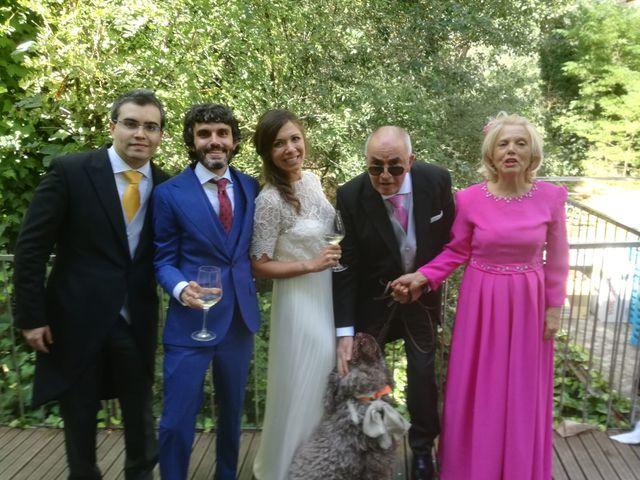 La boda de Nacho  y Paula en Quintanilla De Onesimo, Valladolid 3