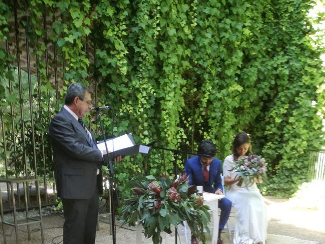 La boda de Paula y Nacho
